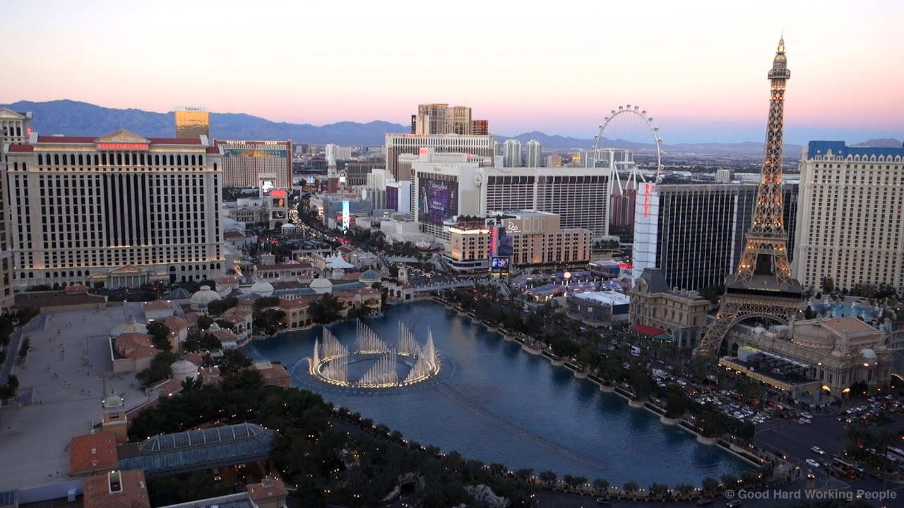 las vegas sunset time lapse nevada in another minute week 296 youtube. Black Bedroom Furniture Sets. Home Design Ideas