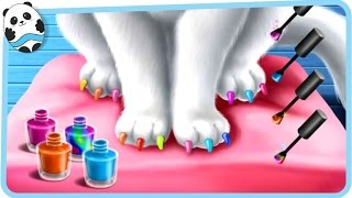 Sweet Baby Girl Cat Shelter - Take Care Of Cute Cats - Pet Vet Doctor Care Games for Kids
