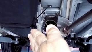 BYD S5 1.5 Turbo y su BAJO CHASIS Mirá que hay debajo