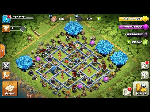 Clash Of Clans 2019 Mod Apk Private Server %100 Working