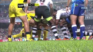 [Hong Kong Rugby Sevens 2014] Cup Third Place -- Fiji VS Australia