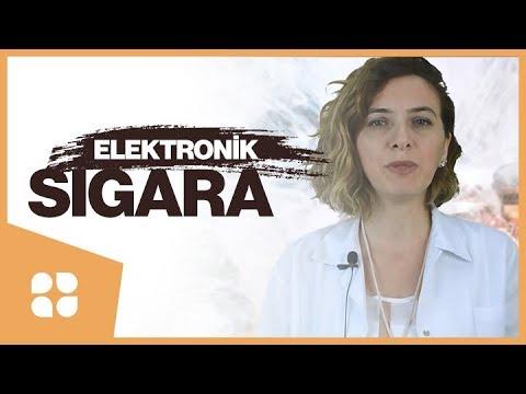 Uzm. Dr. Aysun AKDENİZ - Elektronik sigaranın zararları?