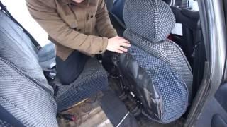 ВАЗ 2111: як розкладаються сидіння на Ластівці