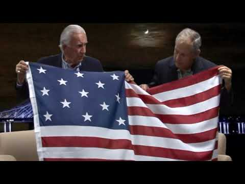 Indy Talks Ep12 - Lee Kennedy - Flag Collector