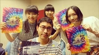 ABCラジオ よなよな Perfume が全員で登場.