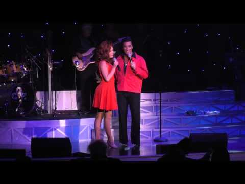 """Michael and Samantha Chambliss, """"The Lady Loves Me/C'Mon Everybody"""" - video by Susan Quinn Sand"""