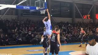 LaMelo & Gelo Ball Dunk EVERYTHING & Drop 60 In Third Lithuanian Game! REACTION