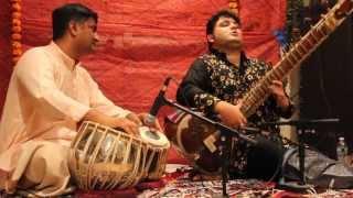 Partha Sarathi Chatterjee (Sitar)- Jogkauns Drut Teentaal