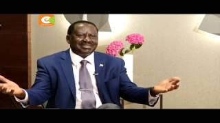 ODINGA SPEAKS: Nasa leader maintains he will not partake in repeat poll