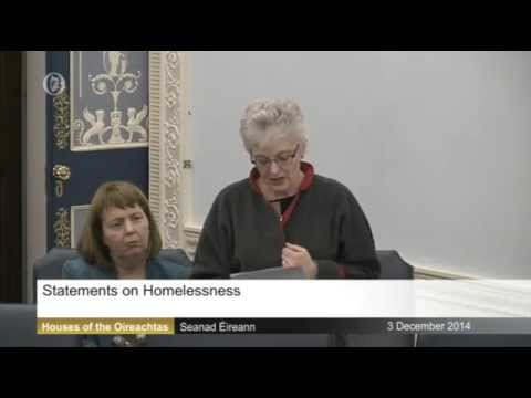 Statements on Homelessness   Katherine Zappone