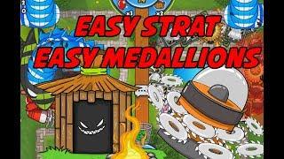 Easy Strats Easy Medallions E3 - Village Tack