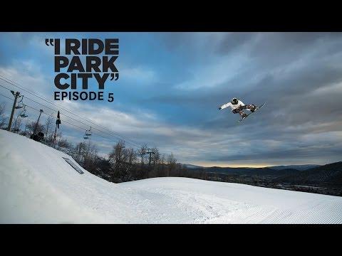 I Ride Park City 2015 Episode 5 | TransWorld SNOWboarding