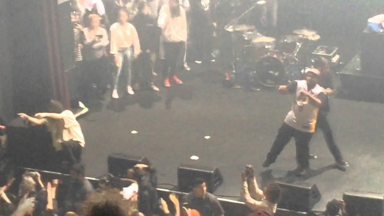 Bones - Dirt (Live @ Club Nokia, 1/30/16)