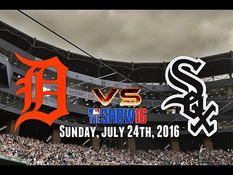 AN EARLY LEAD! (Detroit Tigers at Chicago White Sox) MLB The Show 16 Franchise Mode
