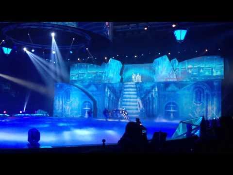 Ледовое шоу - Снежный Король 11.12.2014 ГЦКЗ Россия