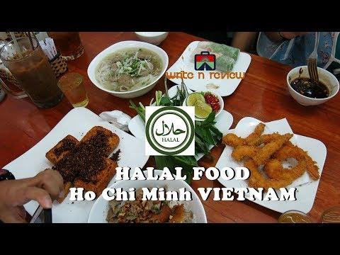 HALAL FOOD in Ho Chi Minh Vietnam