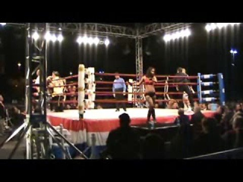 hard knocks gym - vierra vs sarrio fight part 1