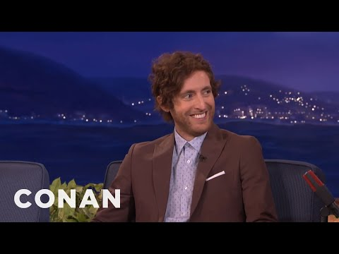Thomas Middleditch: 'Silicon Valley's' Jerk Off Code Was Mathematically Correct  - CONAN on TBS