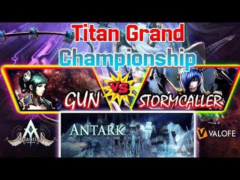 Titan 28/07/2019 PM - Holyzs vs Brayan182 - Atlantica Online Valofe
