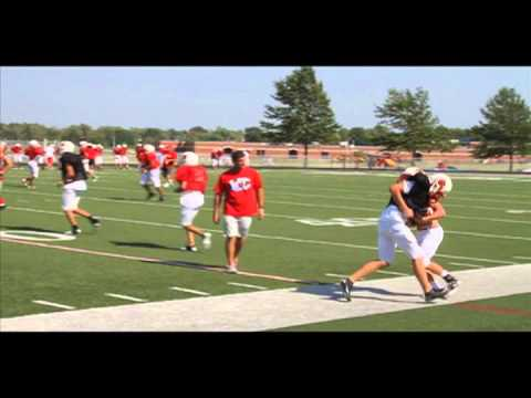 Interview with Webb City football coach John Roderique
