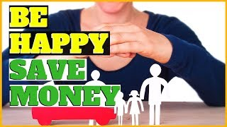 Family Finances | Living Frugally and Being Happy