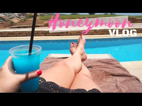 VLOG: Honeymoon at Sensitori Cyprus