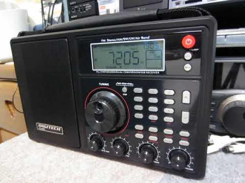 Digitech Audio AR-1945 7205kHz Sudan Radio