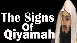 Prophecies On The Signs Of The Hour [Qiyamah] With English Subtitle | Mufti Menk