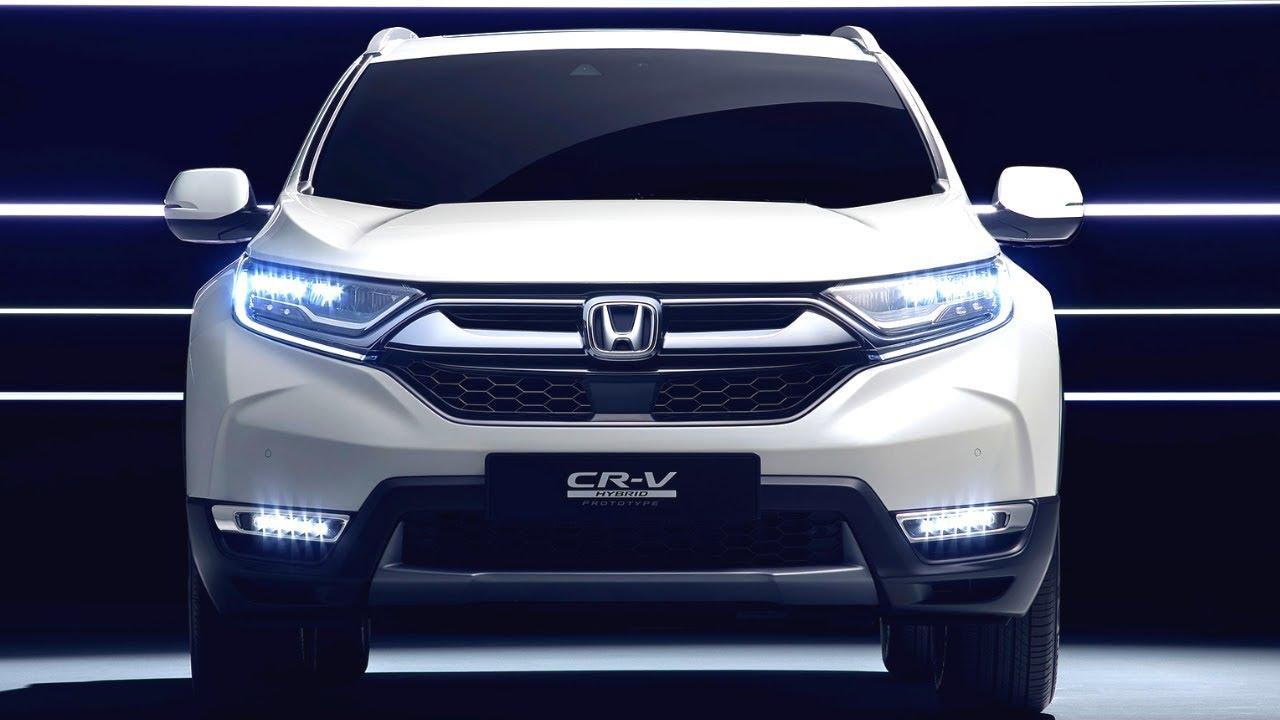 Honda CR-V 2021 Thiết kế hoàn toàn mới
