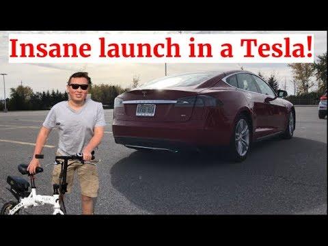 Vlog 002 | EV days Barrhaven (Ottawa) And Tesla Ridealong! (DM Garage Vlogs)