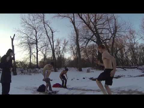Polar Plunge - Carleton College
