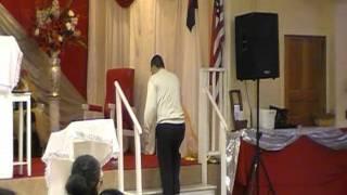 Evangelista Alexander Lopez poder de Dios