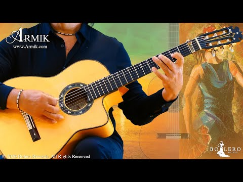 Armik - Bolero Passion - (Spanish Guitar, Nouveau Flamenco Guitar Music)