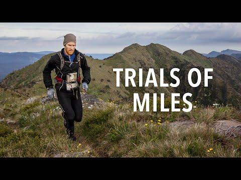Trials of Miles - Running the Australian Alps