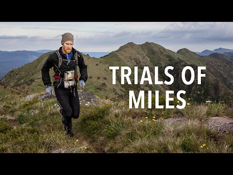 Trials Of Miles - Running 650+km Of The Australian Alps
