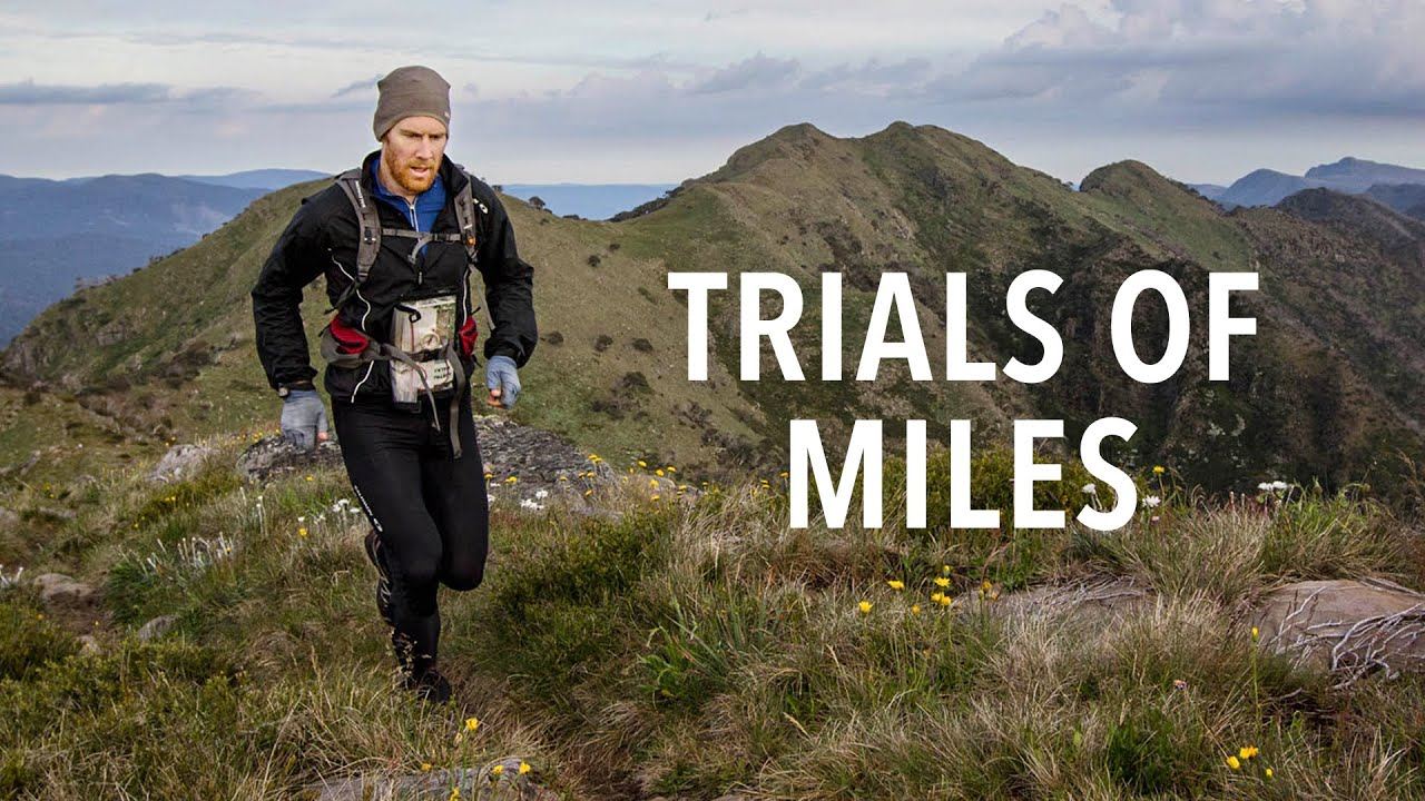 Trials of Miles - Running 650+km of the Australian Alps - YouTube