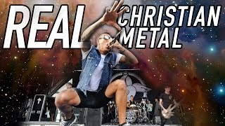Real Christian Metal - For Today & Mattie Montgomery