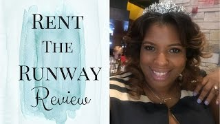 Rent The Runway-Review