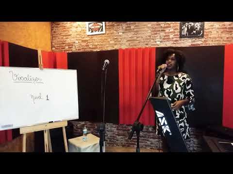 Como Cantar Com Microfone - Aline Santana Feat Alice