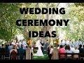 Creative Wedding Ceremony Ideas Video