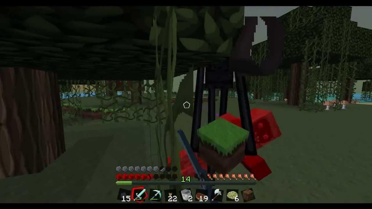 Download Minecraft-Living with herobrine, Season 3. Episode 7: Herobrine won't stop murdering me!