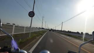 埼玉県道走行記008 県道413号線と128号熊谷羽生線を走行しました。