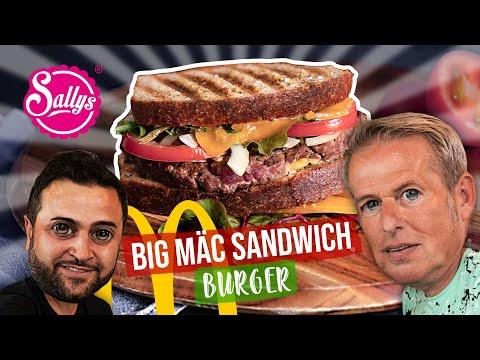 Big Mc Sandwich Burger / Murat und Gnis Burger / Sallys Welt