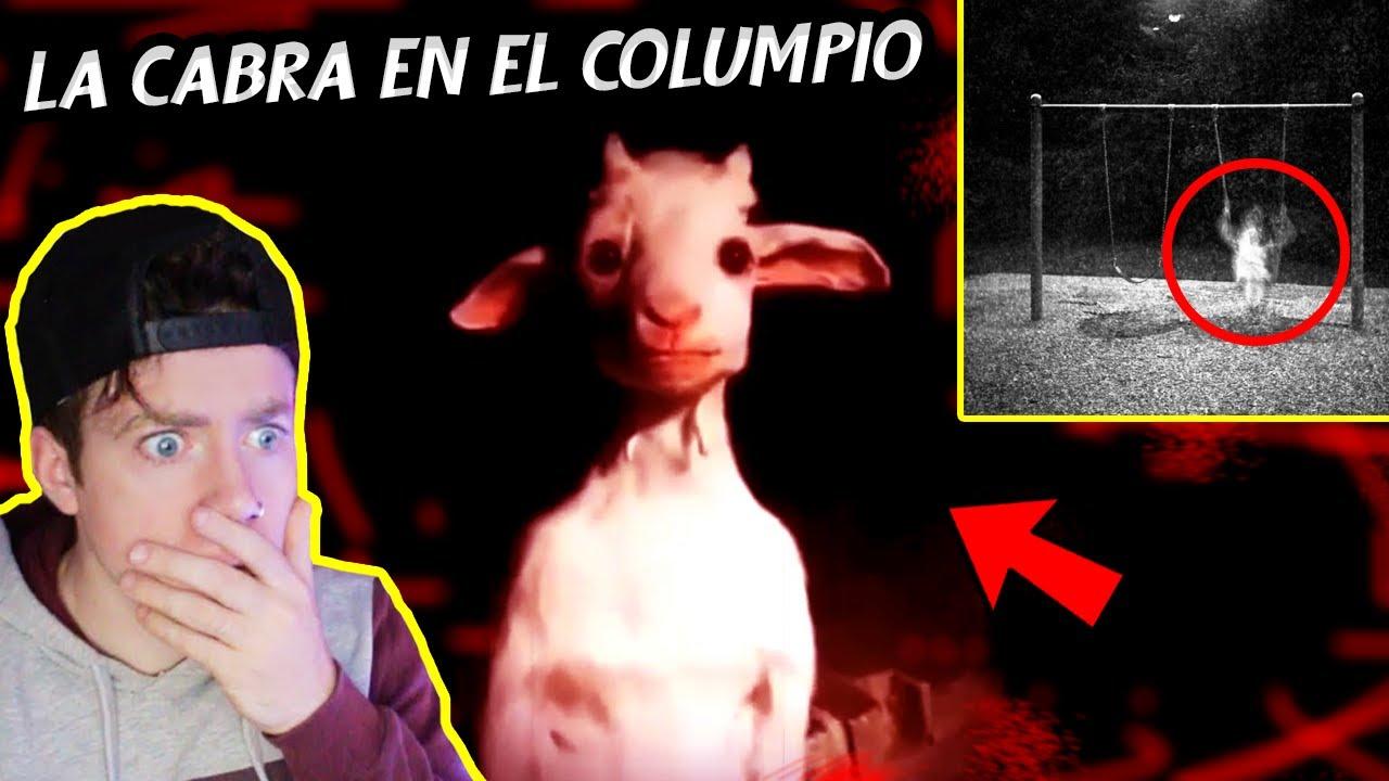 El CASO de LA CABRA EN EL COLUMPIO (Historia real)