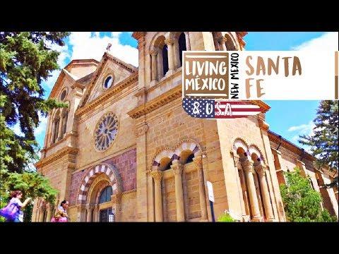 Santa Fe NM Downtown