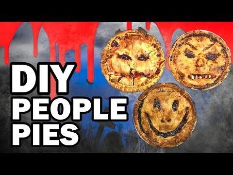 🥧Don't Eat People Pie at 3AM!!!  *REALLY SCARY*