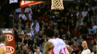Dwyane Wades Above the Rim Rejection