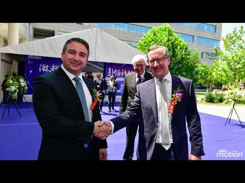 ANCA Motion Tianjin Branch Opening