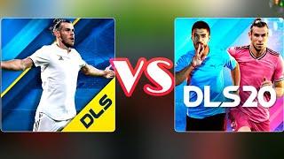 Dream League Soccer 2020 Vs Dream League Soccer 2019 Full Comparisons