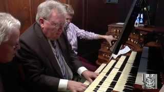Saint-Sulpice organ, tribute concert to Marie-Claire Alain (15 June 2014)